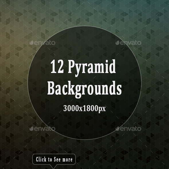 Pyramid Backgrounds - Patterns Backgrounds