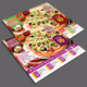 Hot Offer Pizza Flyer - GraphicRiver Item for Sale