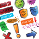 Easy to Edit 14 button pack - GraphicRiver Item for Sale
