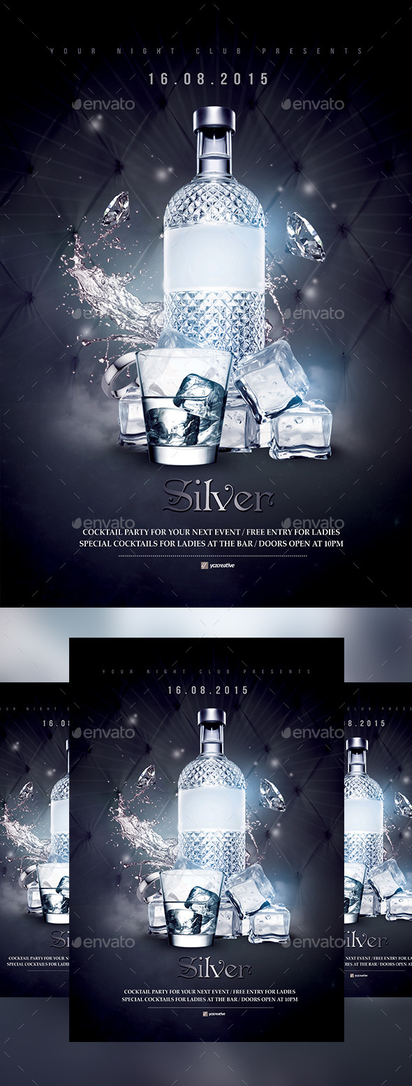 Silver Diamond - Clubs & Parties Events