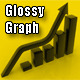 Glossy Graph - GraphicRiver Item for Sale