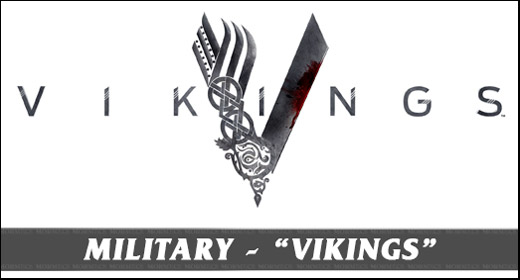 Military - Viking and Slaves