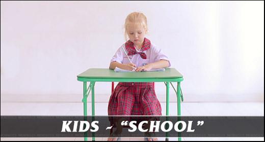 Kids - School