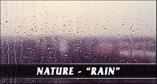 Nature - Rain