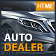 Auto Dealer - Car Dealer HTML Template - ThemeForest Item for Sale