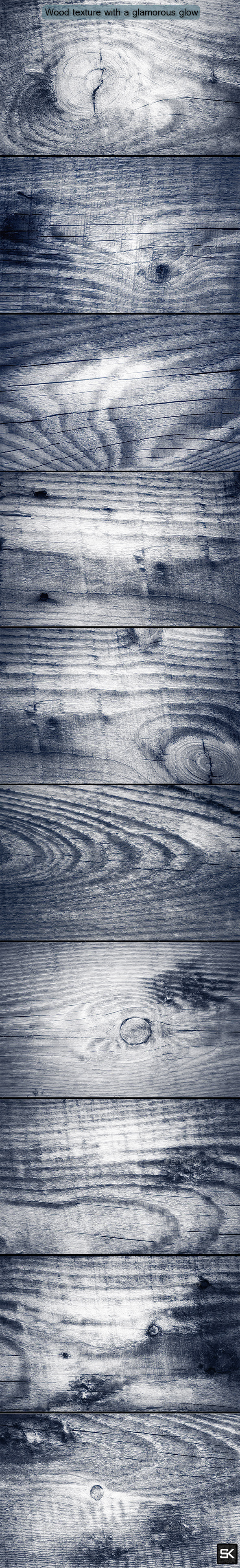 Wood Texture With A Glamorous Glow - Wood Textures