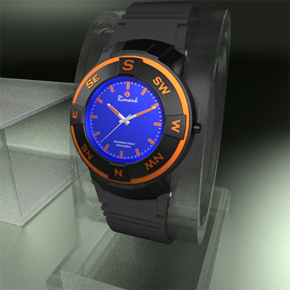 Watch - 3DOcean Item for Sale