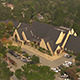Carmel-by-the-Sea Community Center Aerial 1 - VideoHive Item for Sale