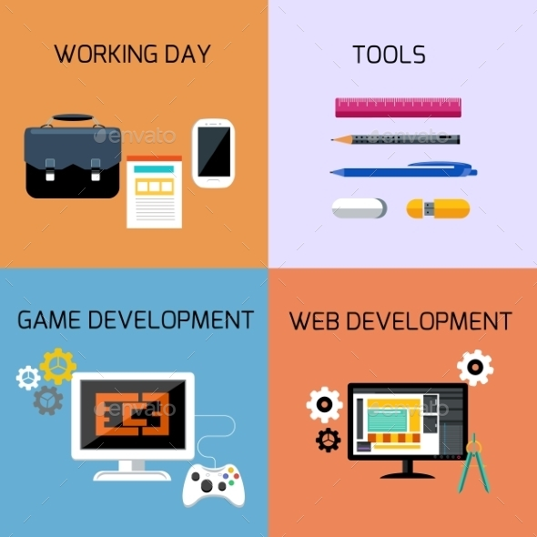 Game, Web Development And Business Tools - Web Technology