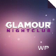 Glamour Nightclub - WordPress Theme