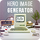 Mock-Up Studio & Hero Image Scene Generator - GraphicRiver Item for Sale