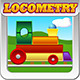 Locometry - HTML5 Educational Game - CodeCanyon Item for Sale