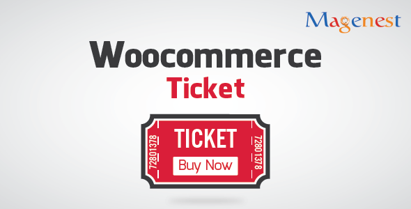 Woocommerce Ticket - CodeCanyon Item for Sale
