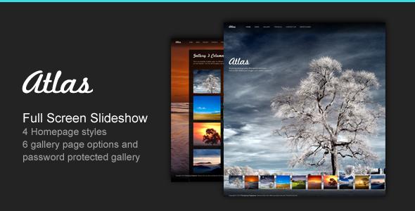 Atlas For Photography Creative Portfolio