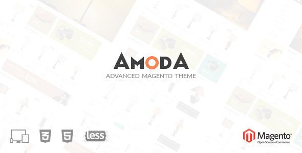 SNS Amoda – Responsive Magento Theme