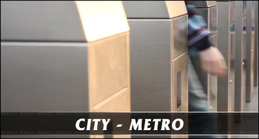 City - Metro