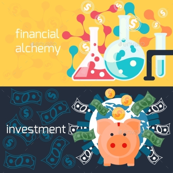 Global Investment And Financial Alchemy - Concepts Business