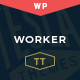 Worker - Small Business Booking Theme Nulled