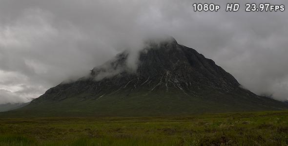 Scottish Highland Mountains 7