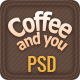 Coffee and You | Cafe and Restaurant PSD Template Nulled