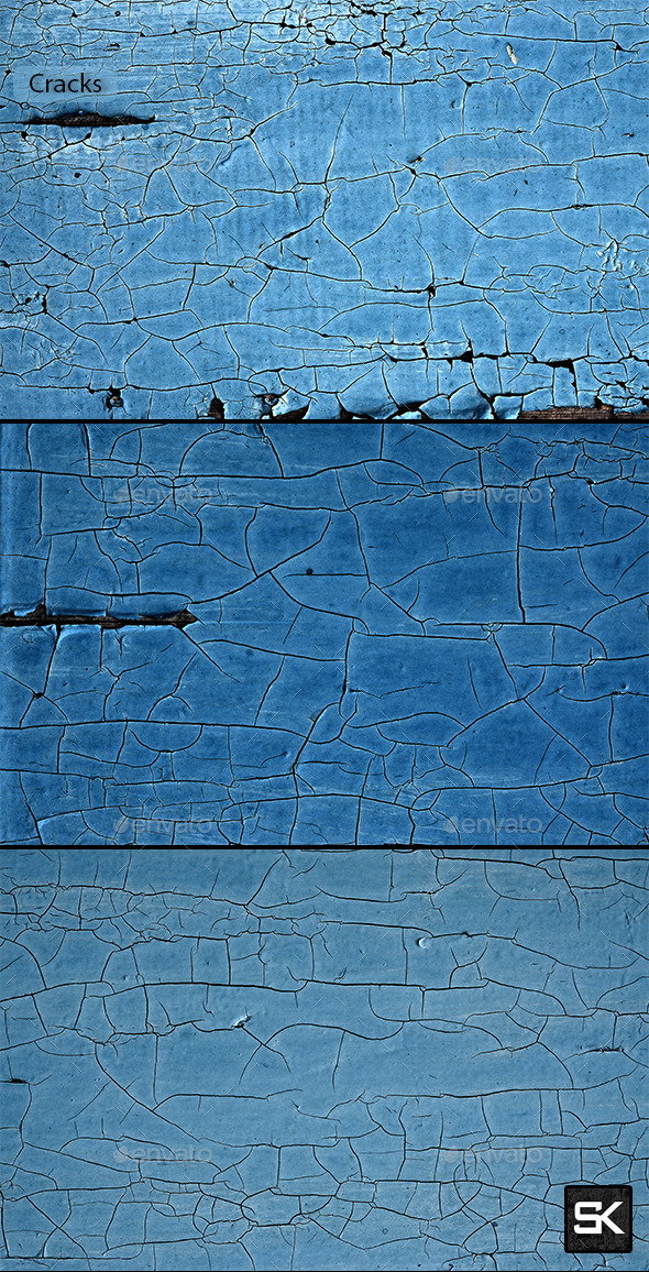 Cracks.3 - Wood Textures