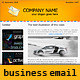 Business E-mail Template - ThemeForest Item for Sale