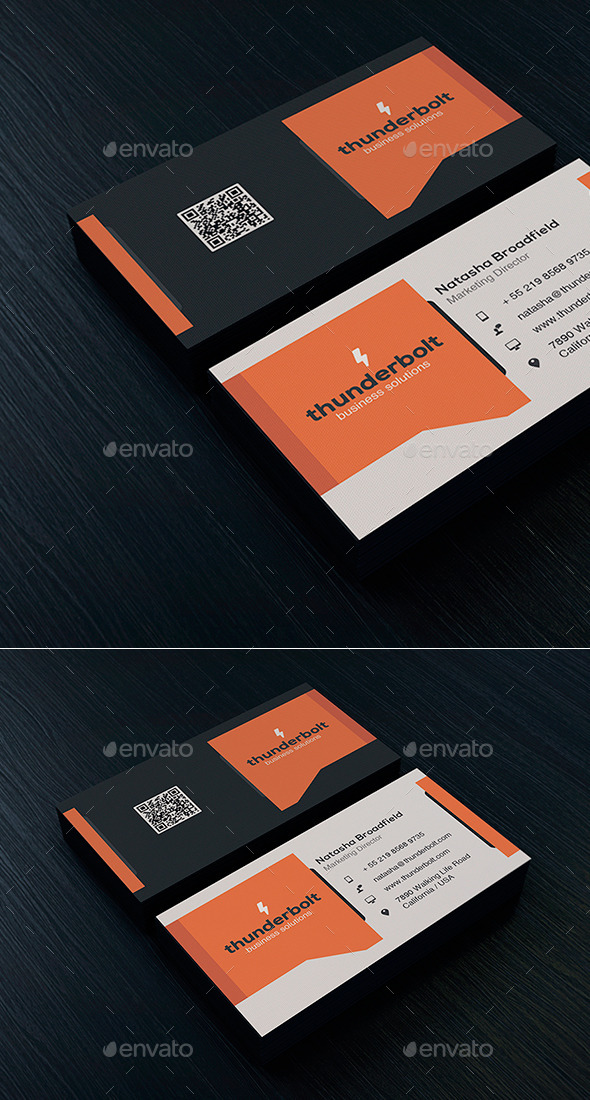 Business Card Vol. 51 - Creative Business Cards