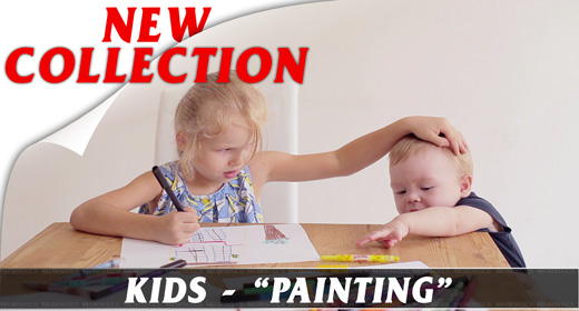 Kids - Painting