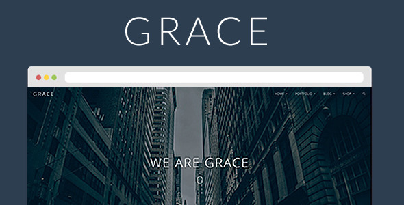 Grace – Creative Multipurpose Template