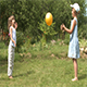 Kids Play With Ball - VideoHive Item for Sale