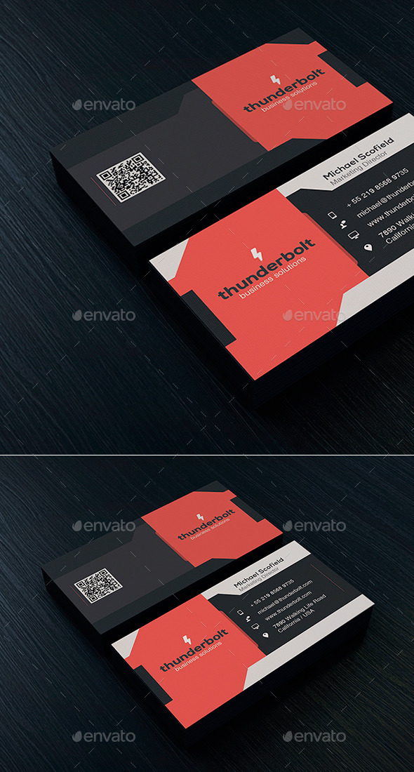 Business Card Vol. 52 - Creative Business Cards