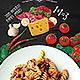 Italian Pasta Flyer\Poster Template - GraphicRiver Item for Sale