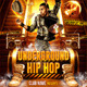Underground Hip Hop Flyer Template - GraphicRiver Item for Sale