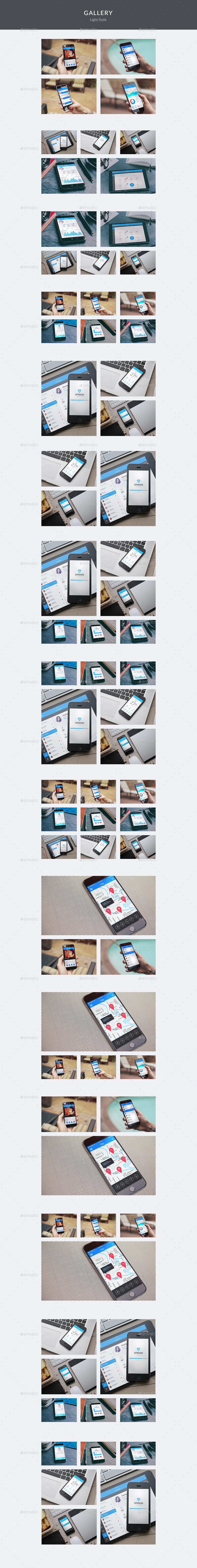 Otrion - E-mail Template Builder by MegyunkBoraBora | GraphicRiver