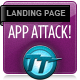 App Attack — Professional Landing Page - ThemeForest Item for Sale