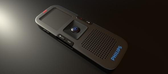 Dictaphone  - 3DOcean Item for Sale