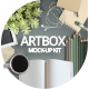 ArtBox - Artistic Mockup Kit - GraphicRiver Item for Sale
