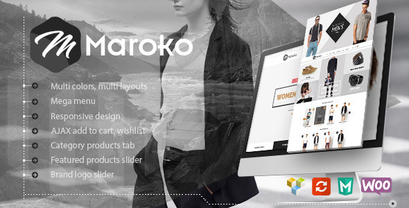Maroko – Responsive WordPress Fashion Theme