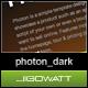 photon_dark - ThemeForest Item for Sale