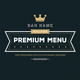 Premium Food Menu - GraphicRiver Item for Sale