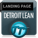 Detroit Lean - Landing Page Nulled