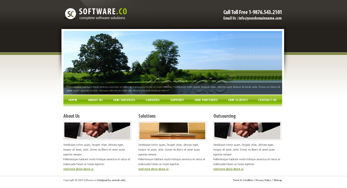 Free Download Software Co Html Template Nulled Latest Version