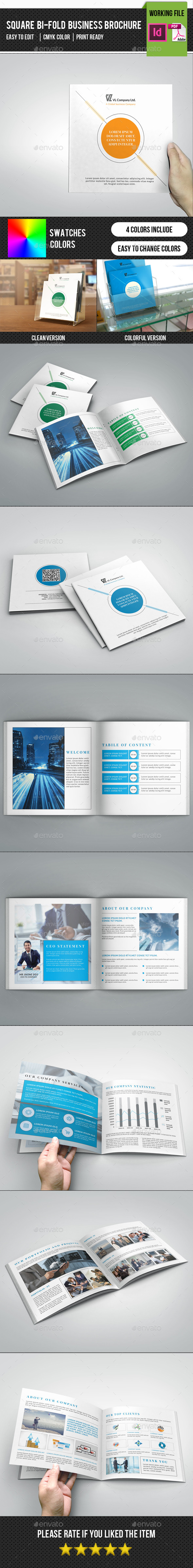 Square Business Brochure-V69 - Corporate Brochures