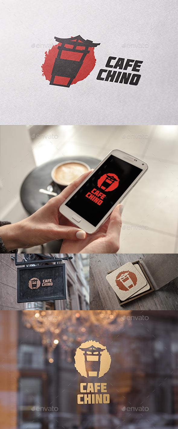 Cafe Chino - Logo Templates