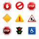 Road Signs - GraphicRiver Item for Sale