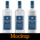 Vodka Bottle Mockup Vol. 5 - GraphicRiver Item for Sale