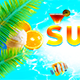Summer Time Facebook Cover - GraphicRiver Item for Sale