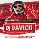 Special Guest DJ Flyer v3 - GraphicRiver Item for Sale