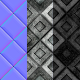 Marble Mosaic Floor | Tileable Game Texture - 3DOcean Item for Sale
