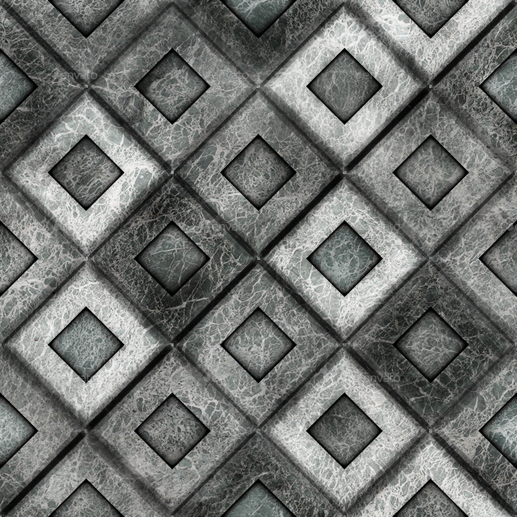Marble Mosaic Floor Tileable Game Texture By Lab 3dmodels 3docean